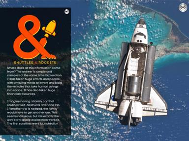 Shuttles & Rockets