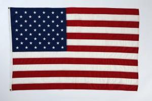 US Flag, 1960