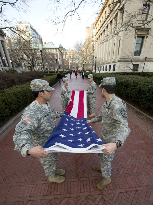 Reserve Officers Training Corp (ROTC) ca