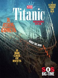 Titanic Kids Discover