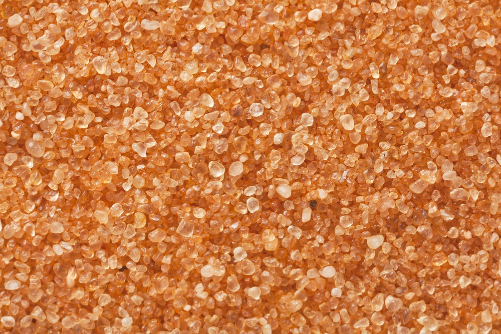 Eroded from nearby mountains by the wind, this sand in Utah is made of tiny quartz crystals. (Marekuliasz/ Shutterstock)