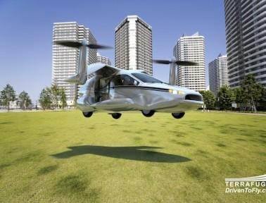 It's a Car! It's a Plane! It's… Both!