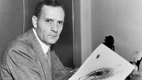 Image result for edwin hubble