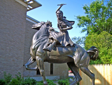 Sybil Ludington, the Teen Patriot Who Outrode Paul Revere