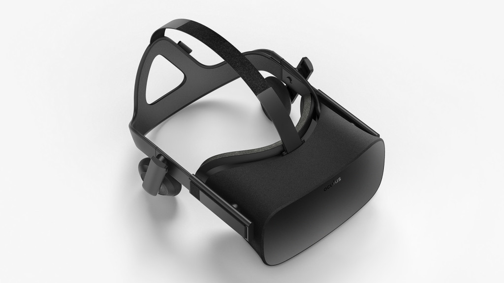 Image by Oculus via Wired