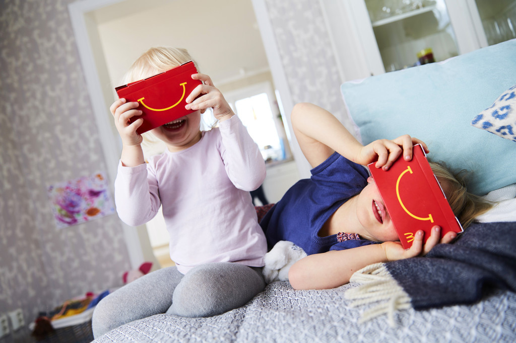 Image c/o McDonald's