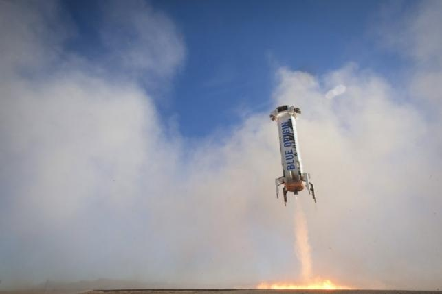 Image c/o Blue Origin via Reuters