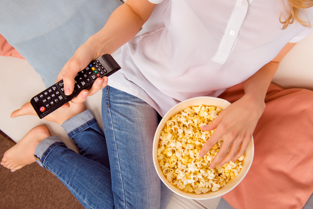 Put on some hot cocoa, light a fire, and pop these movies in to see how they can impact your teaching. (Roman Samborskyi/Shutterstock)
