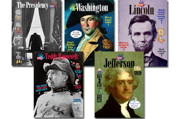 President's Day Resources for Teachers and Students | Kids Discover