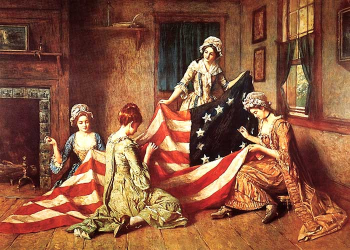 flag day_women-and-the-revolution