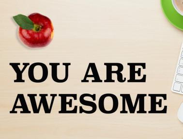 Thank You, Teachers!