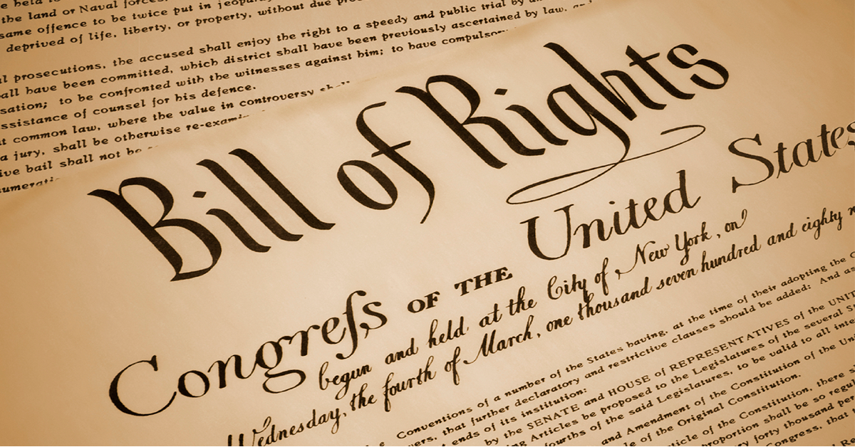 Bill of Rights Day | Teaching December