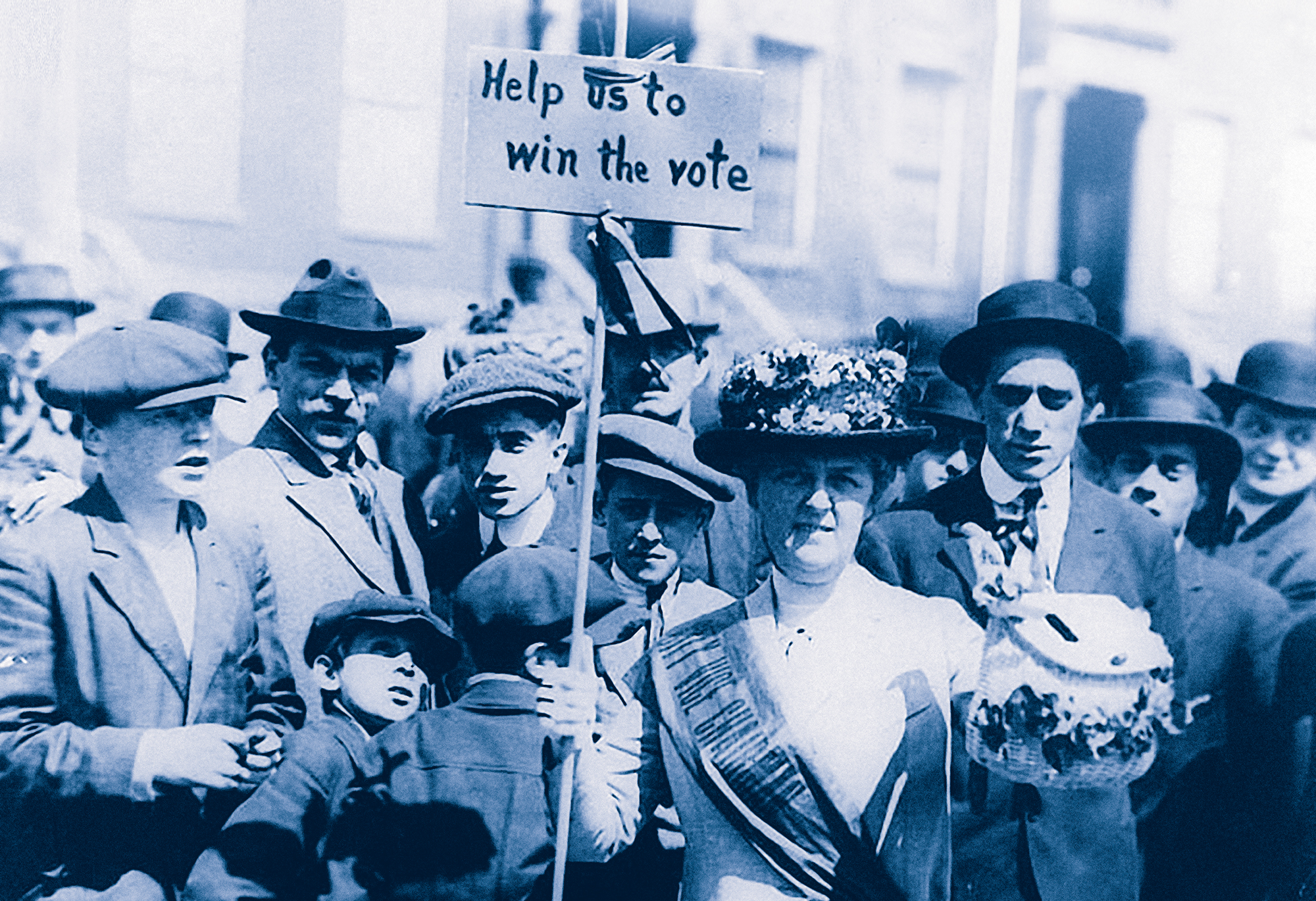 Activities That Teach about Suffragists