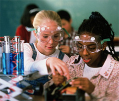 Putting Science in Your Students' Future