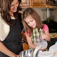 Kids and Cooking: Keeping It Creative, Simple