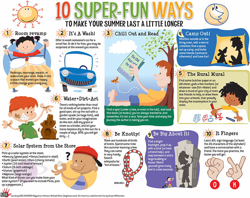 Summer-Fun-Infographic-Kids-Discover