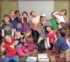 A Montessori Moment