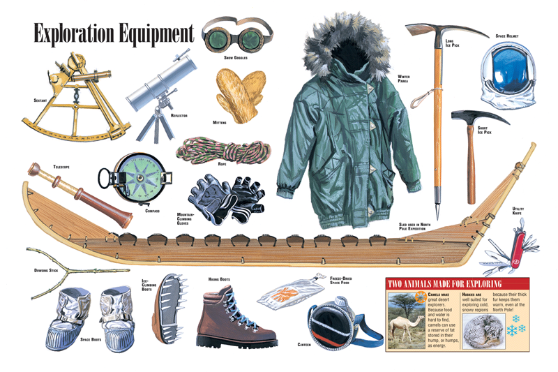Explorers - Kids Discover