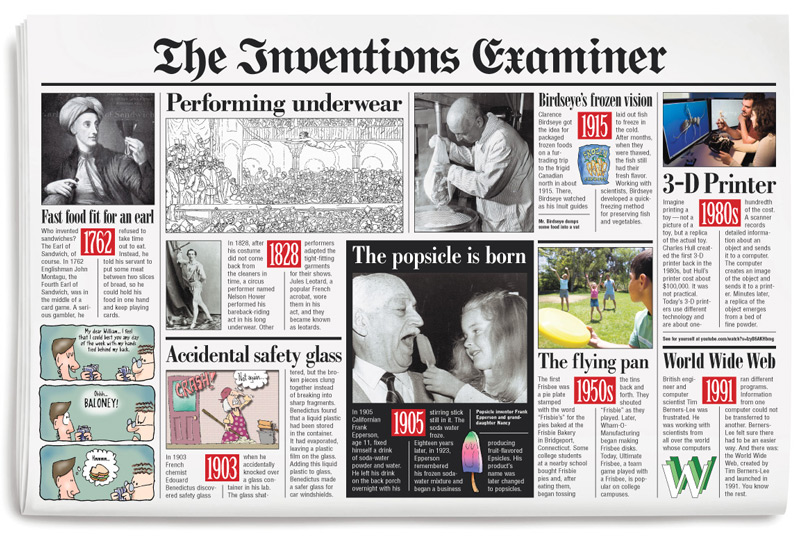 Inventions - Kids Discover