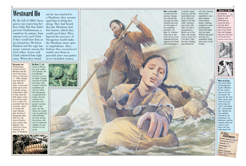 Sacagawea Kids Discover