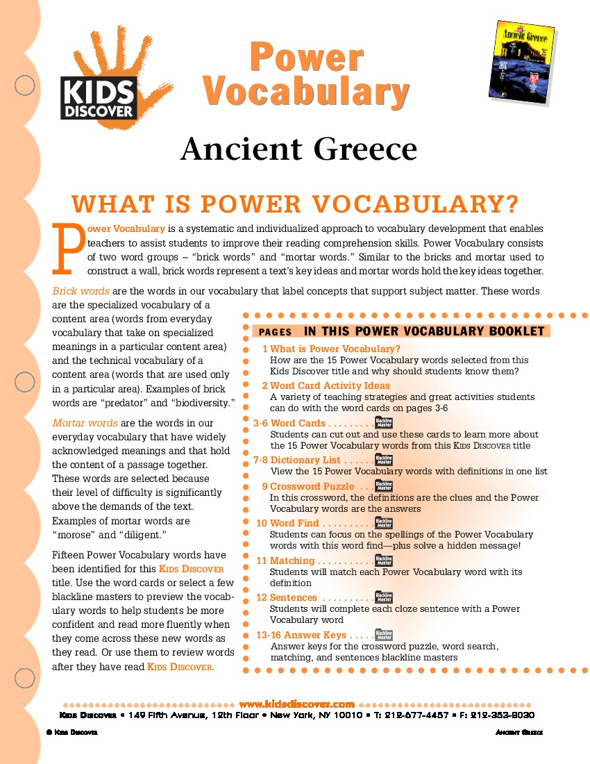 Free Lesson Plans Archive Kids Discover – Ancient India Worksheets