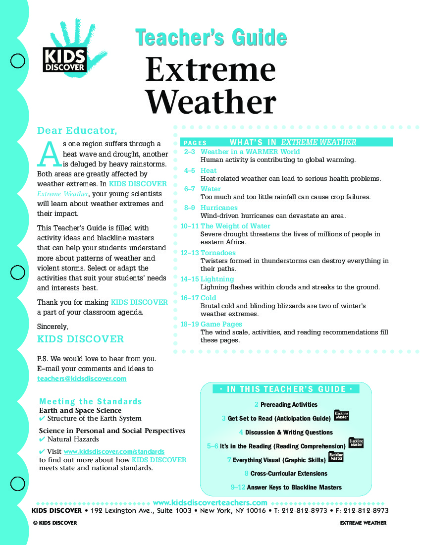 Reading Worksheets About Weather on Best Free Worksheets Ideas On Pinterest Kids Learning This