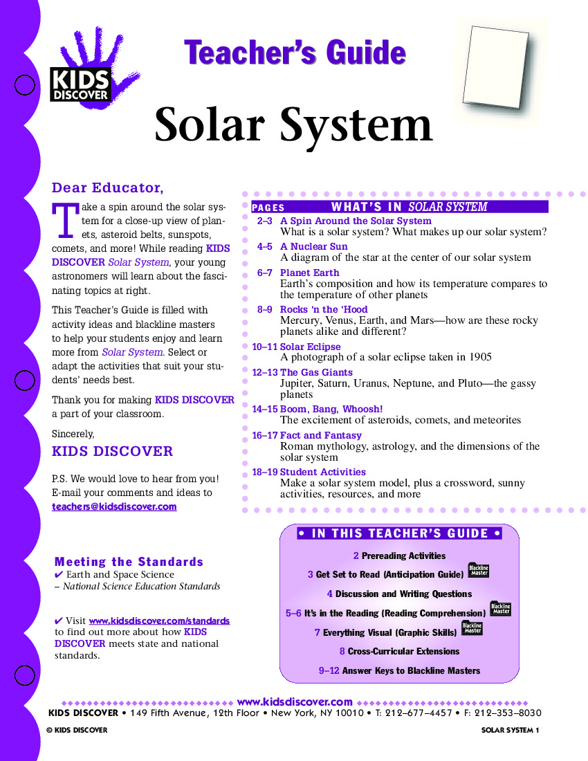 solar system essay questions Here is your essay on solar system  the solar system consists of the sun the nine planets, 67 satellites of the planets and a large number of small bodies (comets and asteroids) the inner solar system contains the sun, mercury, venus, earth and mars.
