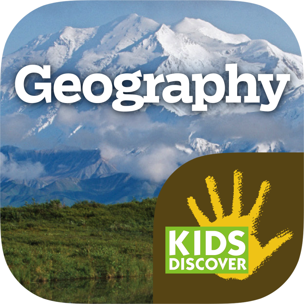 geography for ipad kids discover