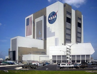 Inside NASA's Humongous Vehicle Assembly Building