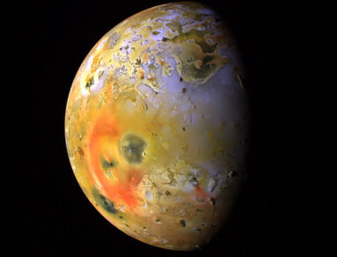 Jupiter's Moon Io: Solar System's Most Volcanically Active Body
