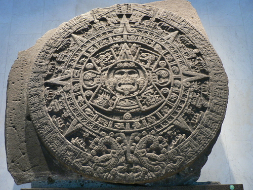 Understanding The Mysterious Aztec Sun Stone Kids Discover
