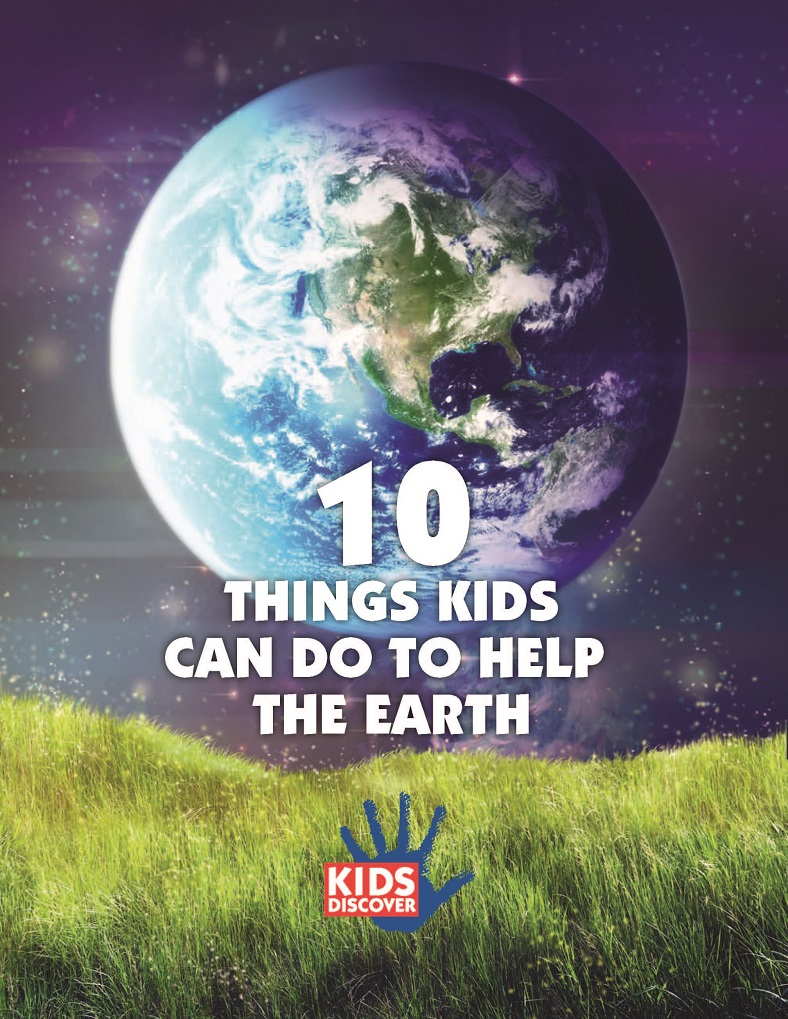 KIDS DISCOVER EARTH DAY PACKET Cover
