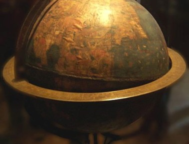 Meet the Nürnberg Terrestrial Globe: World's Oldest World Model