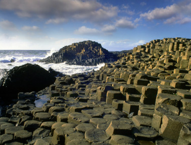 In the Footsteps of Giants, on Ireland's Giant's Causeway