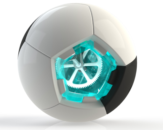 Lithium Ion Battery >> Soccket Ball Turns Playtime into Power - Kids Discover