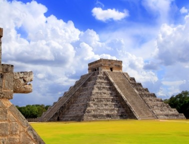 The Amazing Serpent Shadow of Chichén Itzá — an Equinox Apparition
