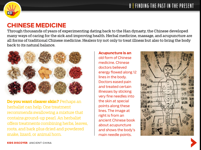 Ancient China for iPad - Kids Discover