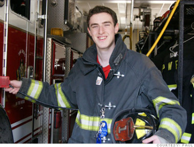 This Teen Volunteer Invented Two Firefighting Gadgets