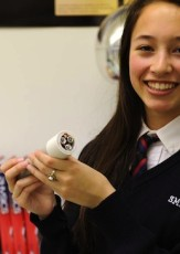 Teen Inventor's Battery-Free Flashlight Runs on Hand's Heat
