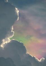 How Sun and Ice Combine to Create a Fire Rainbow