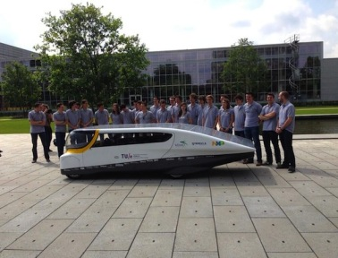 This Futuristic Solar Car Is a Dutch Treat for the Environment
