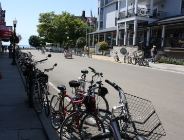 You'll Never Drive a Car on Mackinac Island