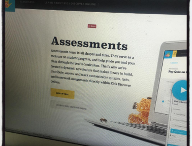 The Library Voice: Assessments Made Easy
