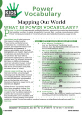 KD2: Mapping Our World