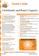 Christianity and the Legacies of Rome
