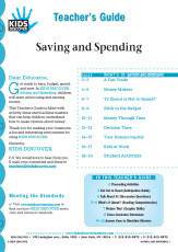 KD2: Saving and Spending