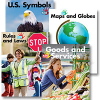 KD1: Young Reader Social Studies Set
