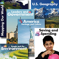 KD2: Young Reader Social Studies Set