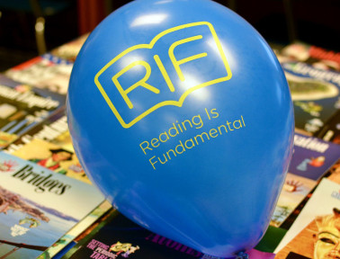 Our Holiday Partnership with Reading Is Fundamental