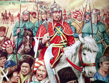 Cross-Curricular Activities About China's Empires
